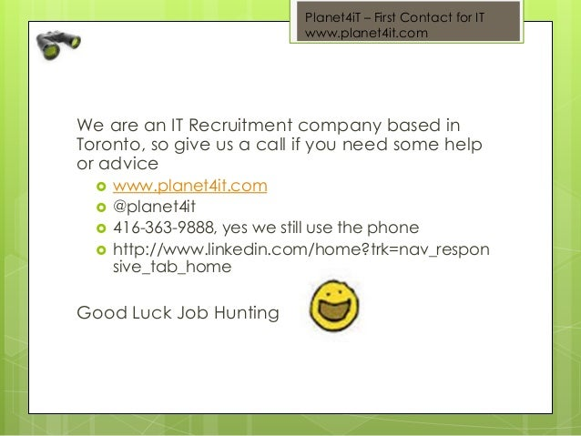 resume by phone toronto