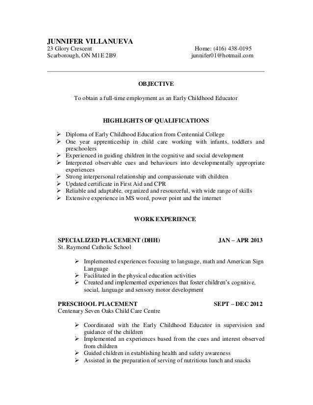 toddler teacher resume resume cv cover letter
