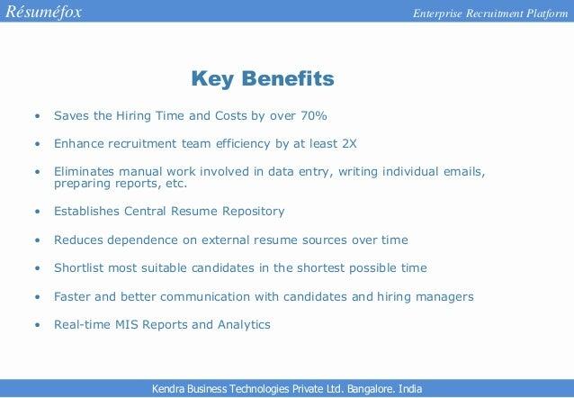 Resume Parser why resume parser is still your recruitment softwares best friend Resumefox Enterprise Recruitment Software With Resume Parser