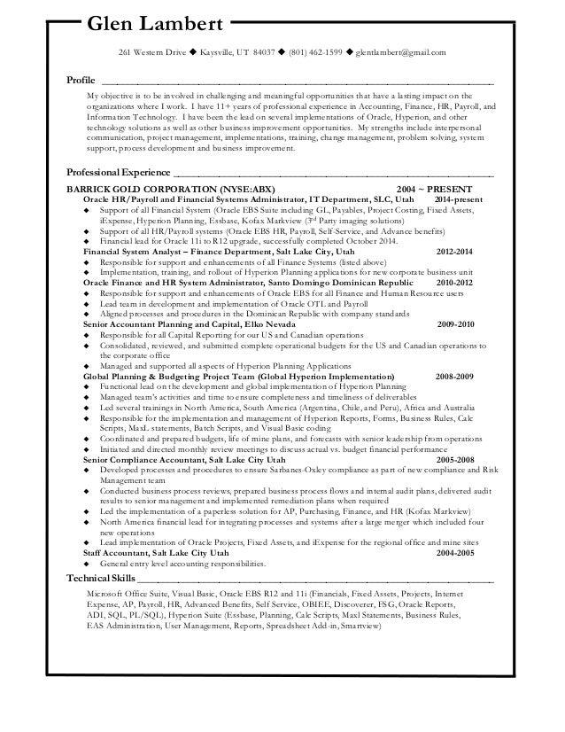 Old Fashioned Utah Accounting Resume Pattern - FORTSETZUNG ...