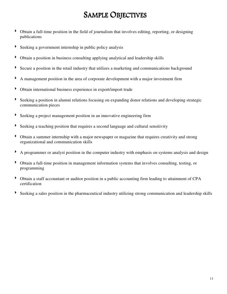 resume objective for business analyst position digimerge online account