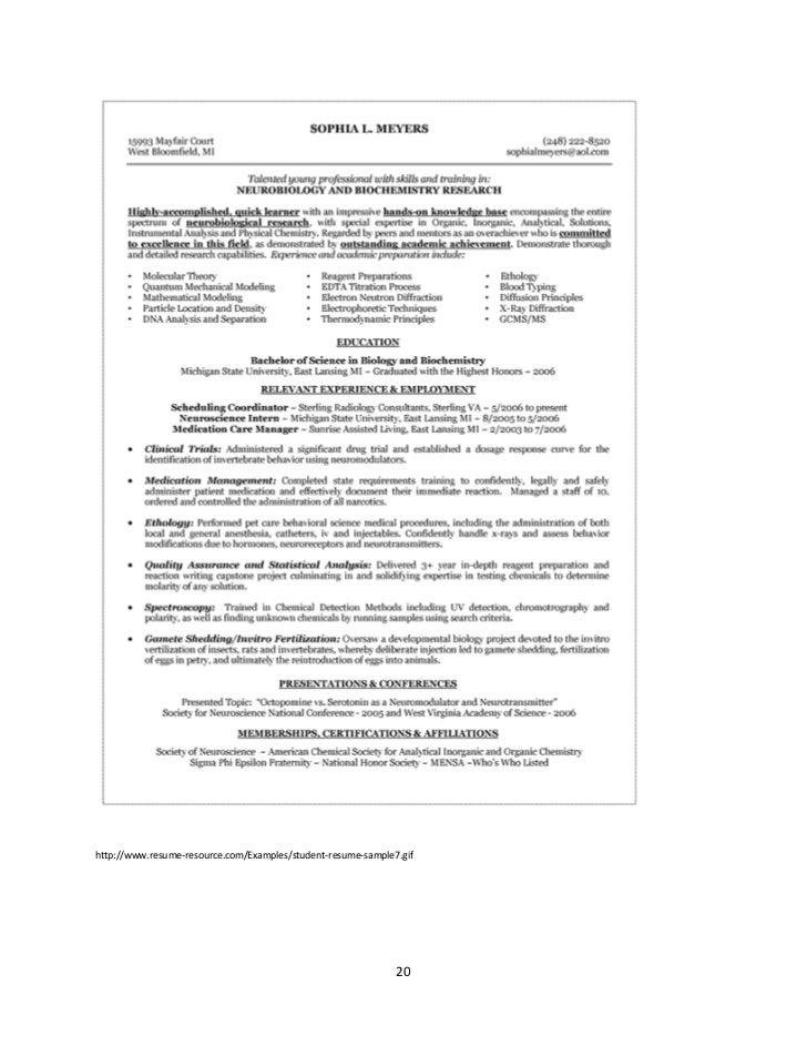 Resume guideforalumni 1