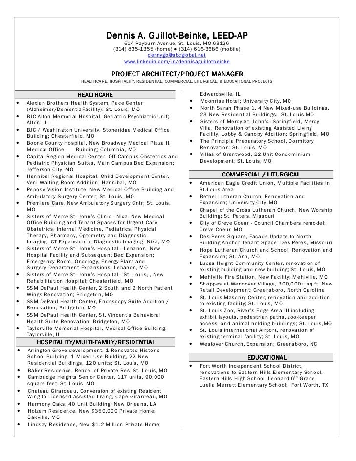 Project Coordinator Resume Samples Lewesmr  Resumes For Project Managers