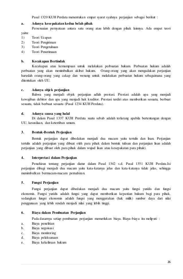 Resume Buku Hukum Perdata PENGANTAR HUKUM PERDATA TERTULIS BW