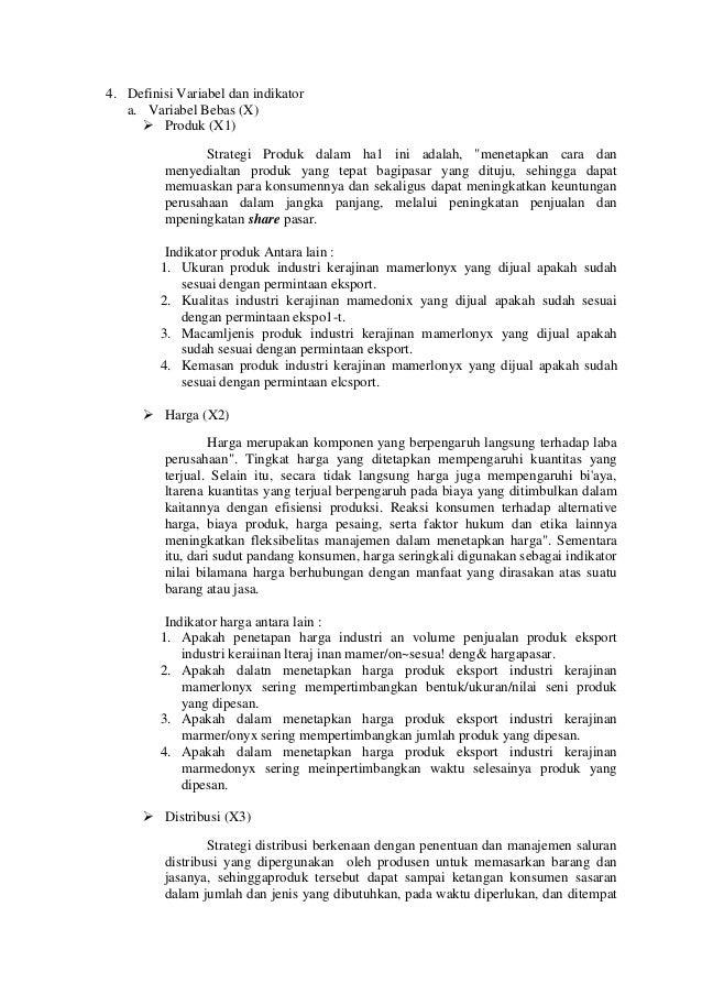 resume jurnal strategi pemasaran