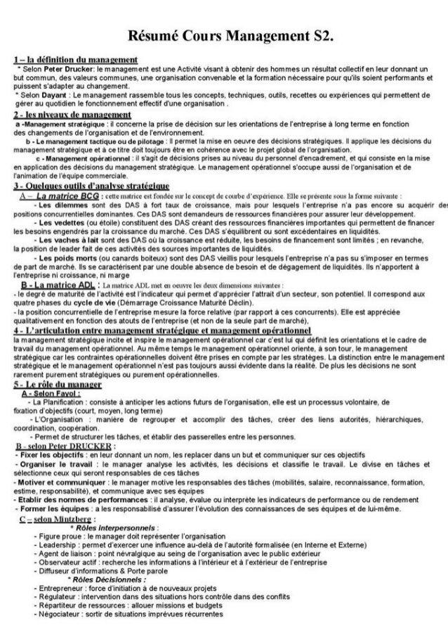 Resume management s2 www.learneconomie.blogspot.com