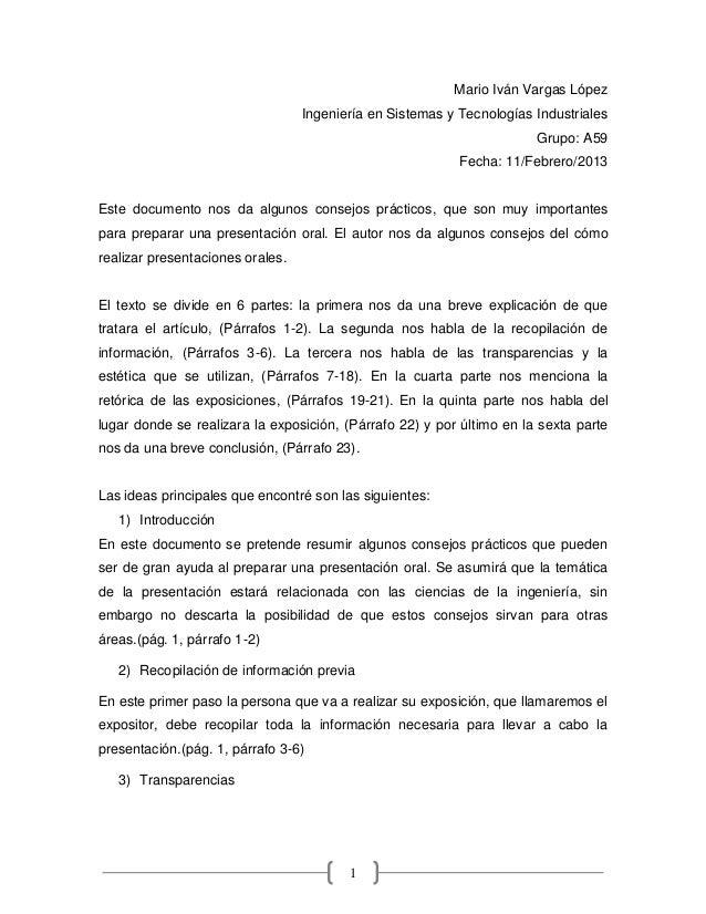 Mario Iván Vargas López                                  Ingeniería en Sistemas y Tecnologías Industriales                ...