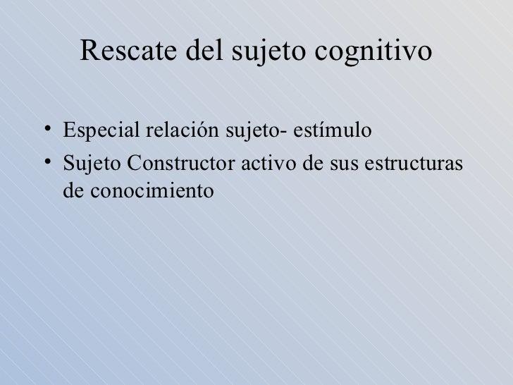 Resumen Libre: Piaget;Vigotski y Maturana. Constructivismo a tres voces.  Slide 3