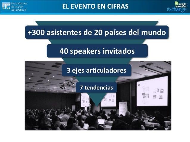 Insight Innovation Exchange Sao Paulo 2013 #IIEX - Tendencias en la industria de Insights Slide 2
