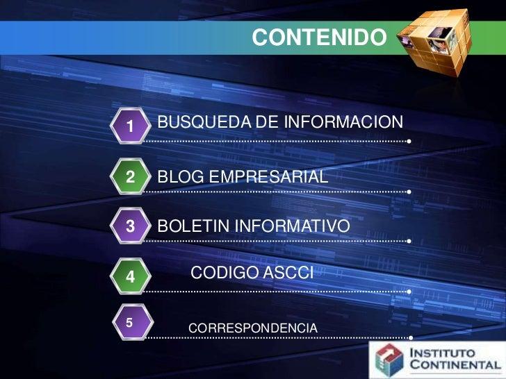 Resumen de informatica contable marco michael carhuancho rivera Slide 2