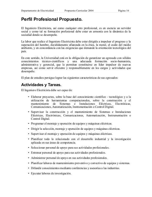 Increíble Ejemplos Resumidos Resumidos Ingeniero Eléctrico Ideas ...