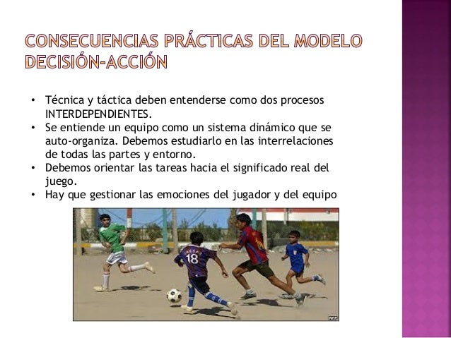  Un programa de entrenamiento debe respetar las condiciones coordinativas en las que se produzcan los movimientos y el ti...