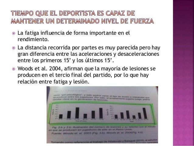  Factores de influencia LESIÓN Factores externos Acciones rivales Terreno juego Equipameiento deportivo Clima Habitos jug...