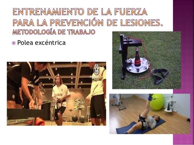  Propuesta de trabajo para la musculatura extensora del tren inferior. Sassi 2006. FASE I Extensión yo-yo 4s 8 rep FASE I...