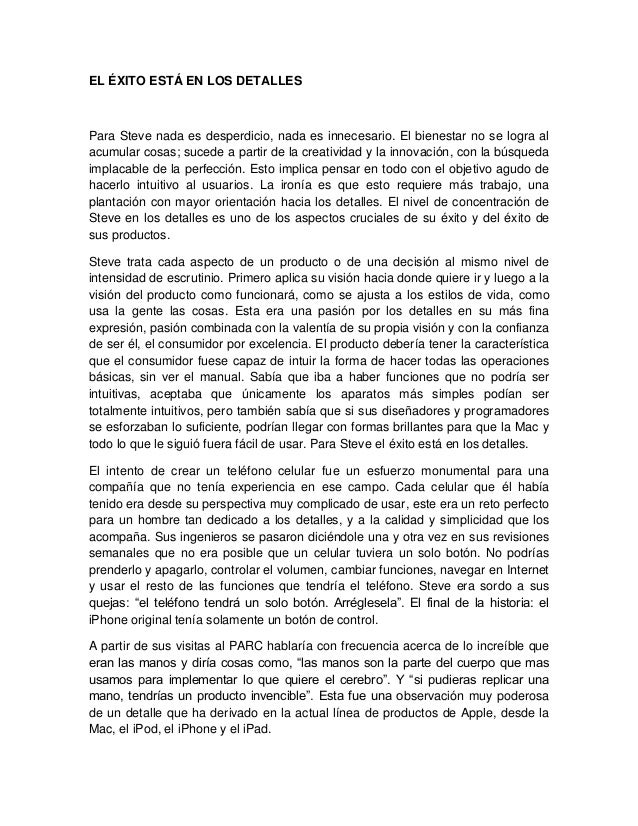 14aef400156 resumen del libro steve jobs la biografia steve jobs biograf a ...