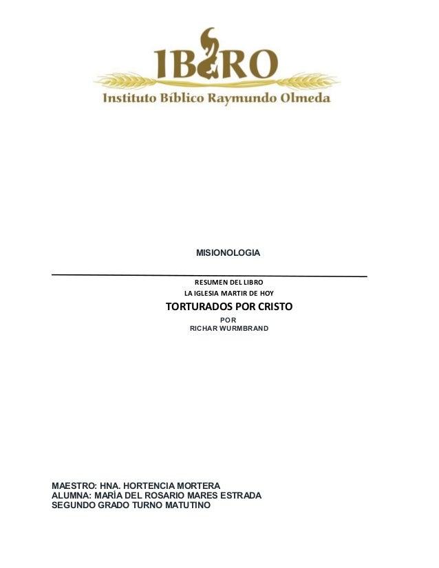 LIBRO TORTURADOS POR CRISTO EBOOK DOWNLOAD