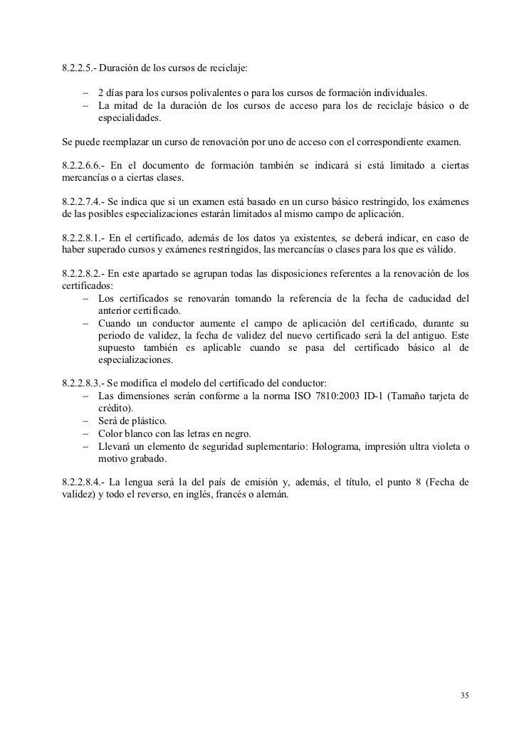 Resumen de modificaciones 2011.mº.fomento