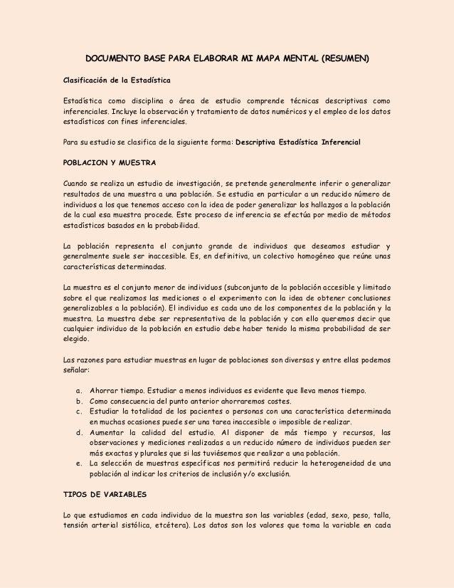 Resumen documento base