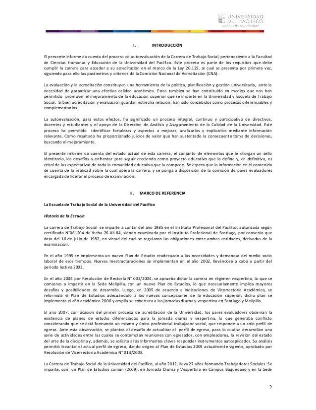 resumen ejecutivo informe trabajo social alumnos y egresados