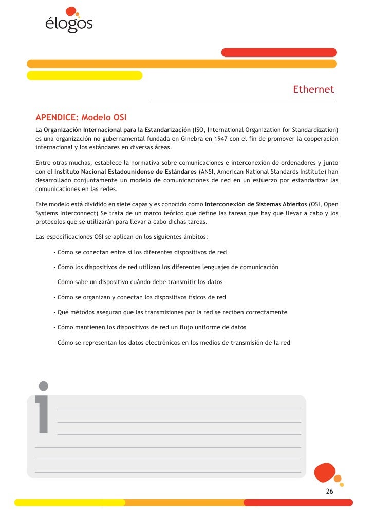 Resumen ethernet