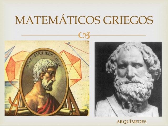 resumen historia matematicas antiguas