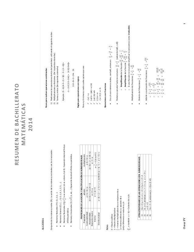 ALGEBRA Conjuntodelosnúmerosreales(R):Launióndelosnúmerosracionalesconlosirracionales NúmerosNaturales(N:{1,2,3,...}. Núme...