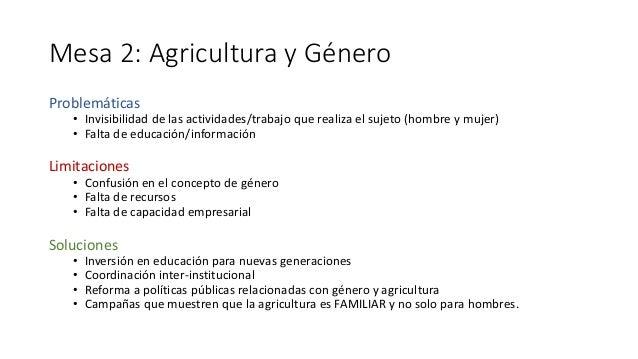 Resumen mesas trabajo Slide 3