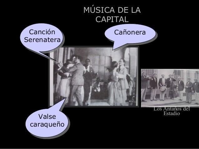 resumen musica venezolana