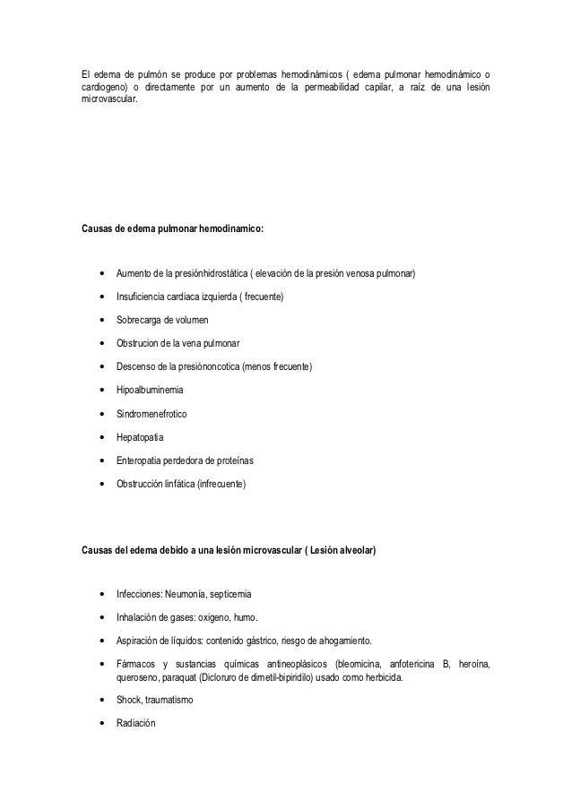 Resumen Patologias Pulmonares - Anatomia Patologica II