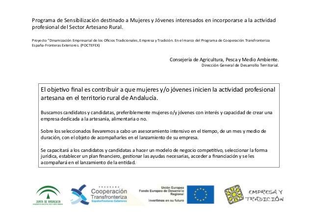 Consejería  de  Agricultura,  Pesca  y  Medio  Ambiente.   Dirección  General  de  Desarrollo  Terri...