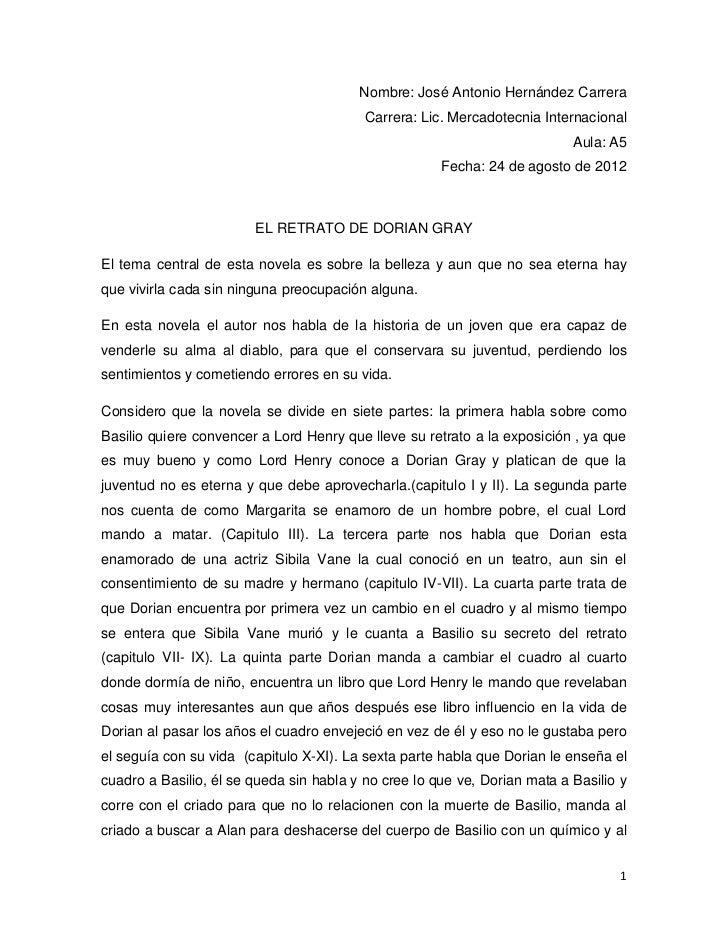 Nombre: José Antonio Hernández Carrera                                          Carrera: Lic. Mercadotecnia Internacional ...