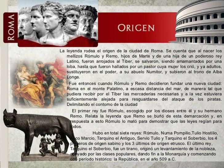 Resumen Roma
