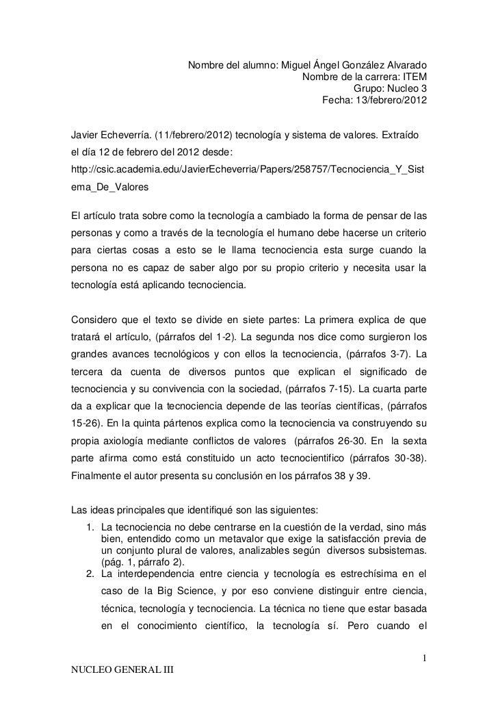 Nombre del alumno: Miguel Ángel González Alvarado                                                 Nombre de la carrera: IT...