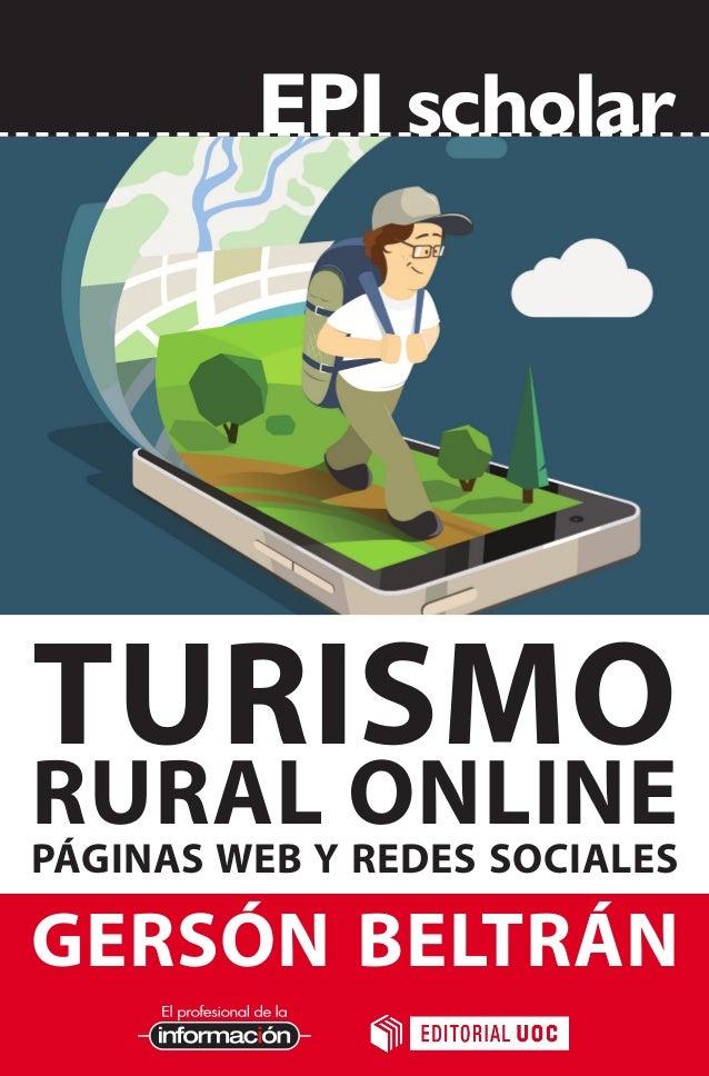 El presente libro nace de la tesis doctoral del autor, Los municipios turísticos del interior de la Comunitat Valenciana e...