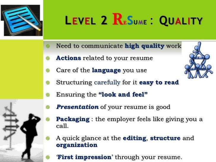 resume of contributor