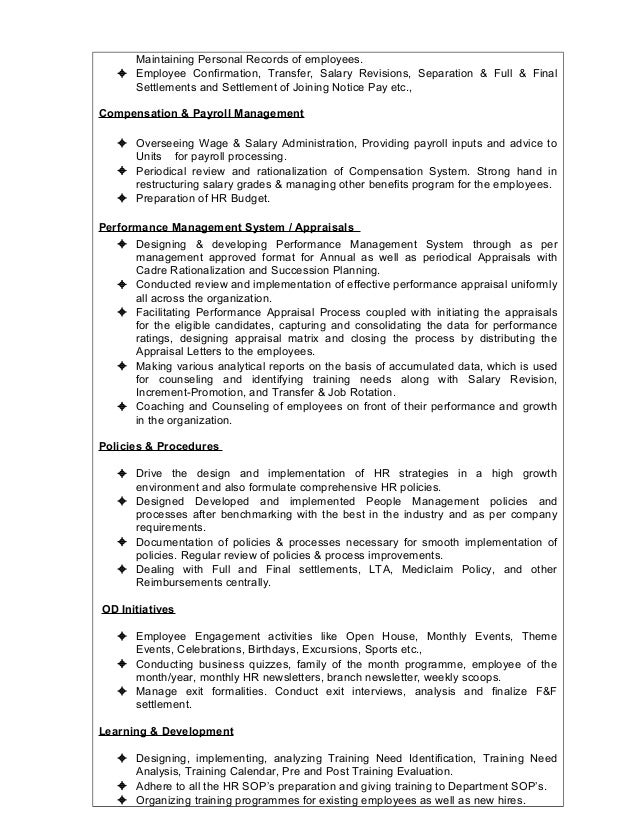 Beautiful High Paying Management Resume Gallery - Best Resume ...