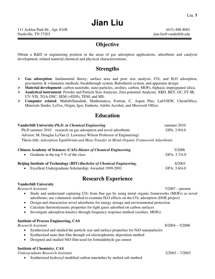 resume-of-jian-liu-adsorption-vanderbilt-university-1-728 Vanderbilt Curriculum Vitae on