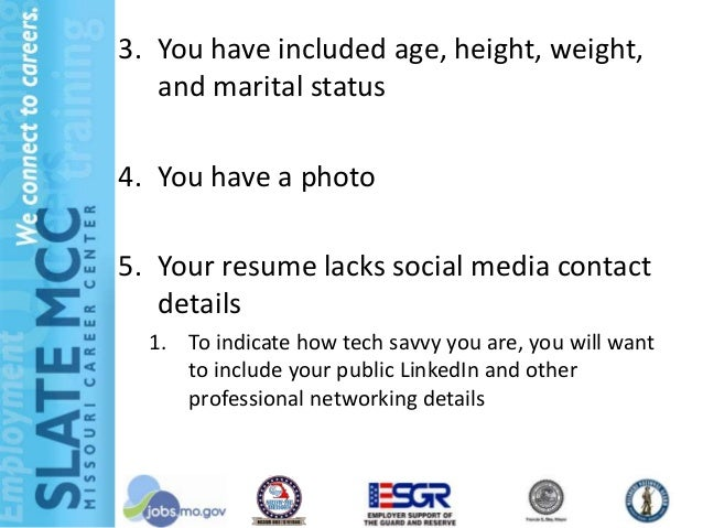 resume overview