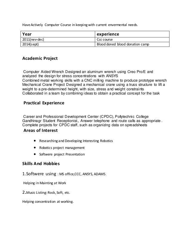 resume package cpd surendr