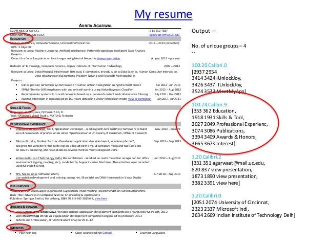 resume parser