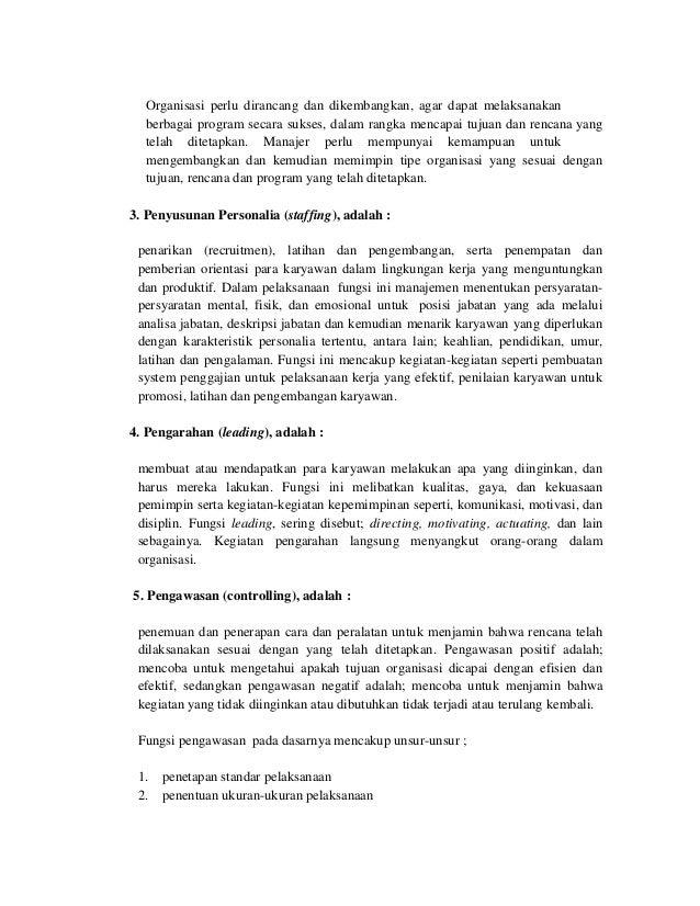 resume pengantar manajemen bab i dan bab ii referensi