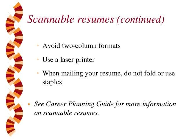 Resume+powerpoint