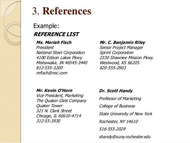 resume reference list best resumes
