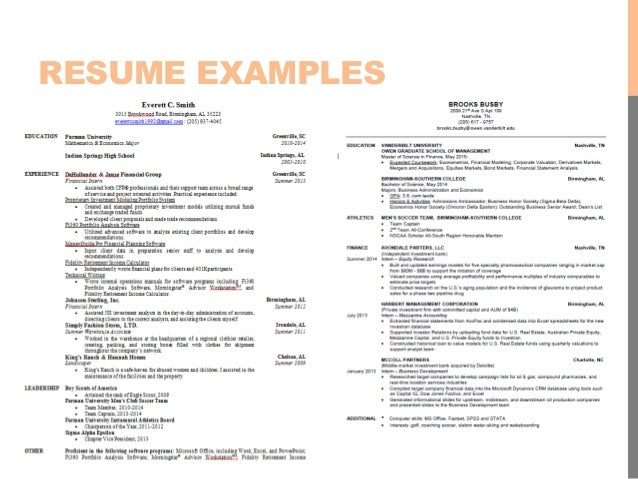 resume  u0026 cover letter tips  getting started