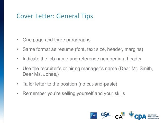 cover letter with reference
