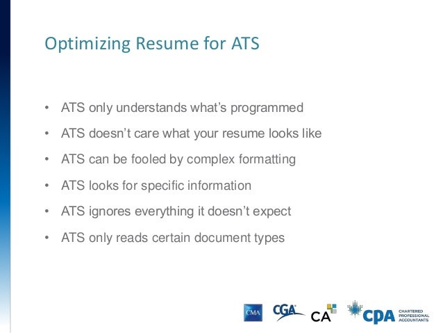 discussion 7 optimizing resume for ats - Ats Resume