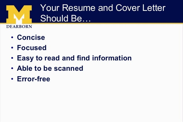 Job Search Preparation: Resumes, Cover Letters & More By