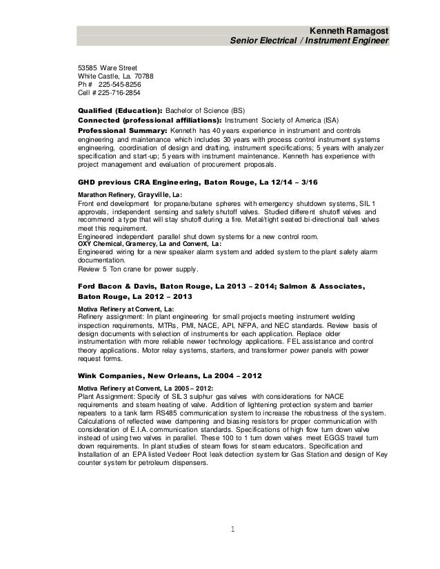 Hd Wallpapers Electrical And Instrumentation Engineer Resume Sample