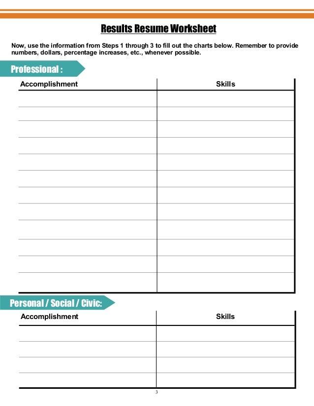Worksheets Resume Worksheets resume worksheets pixelpaperskin worksheets