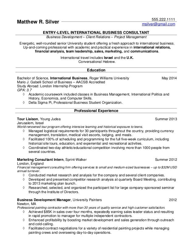 Resume samples for college students and recent grads for Sample resume for experienced assistant professor in engineering college
